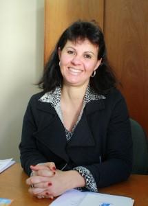 Soraia Quintana, coordenadora da 14ª Regional de Cultura e diretora do Departamento de Cultura de Beltrão