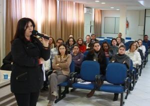 O balanço financeiro e das atividades foram apresentados pela secretária Rose Mari Guarda
