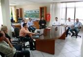 A apresentação da prestação de contas pelo comitê financeiro da feira aconteceu no gabinete da Prefeitura