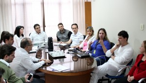 Reunião da câmara técnica de farmácia na Prefeitura definiu a adesão de nove estabelecimentos ao sistema de plantão farmacêutico