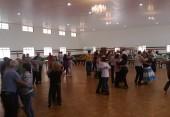 Dançar faz bem para saúde.
