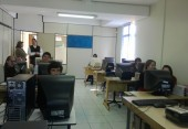 Curso de Operador de Informática, realizado pelo ESEI.
