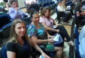 Professora Vera, Professora Gisele, Professora Cleonir, Dionatas (Foto) Participaram da Entrega da 8 Edição Mundo Melhor em Dois Vizinhos.