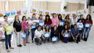 Vinte mulheres participaram dos cursos oferecidos pelos Creas; atualmente, outros dez cursos da Secretaria estão em andamento