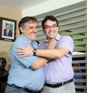 Bom entrosamento entre Neto e Scirea é um dos destaques do governo municipal