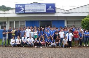 Turmas de capacitações no segmento industrial participam dos cursos na UPMO