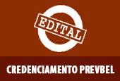 Edital Credenciamento PREVBEL