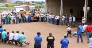 Prefeito Cantelmo Neto se reuniu com servidores de quatro secretarias para agradecer o trabalho intenso dos últimos meses