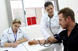 Primeiro atendimento de pacientes na Upa 24 Horas analisa sintomas e estabelece a prioridade do atendimento médico, conforme a gravidade do caso