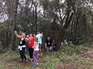 3ª Caminhada na Natureza -19-04-15 - 2