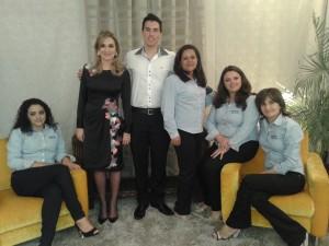 Equipe Centro Empresarial