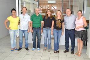Visita Prefeitura Campo Erê - 11-02-15