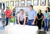 O vice Eduardo Scirea, que ocupou o cargo de prefeito por 30 dias, volta comandar o Urbanismo