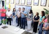 Após licença de 30 dias, prefeito Cantelmo Neto reassumiu otimista com bom desempenho do município