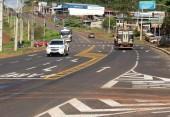 Acessos às ruas Marília e Mandaguari também foram melhorados