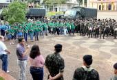 Prefeito Cantelmo Neto abriu força tarefa de combate ao Aedes envolvendo mais de 300 agentes e soldados do 16º ECM