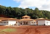 A escola de Rio Tuna deve ser a primeira a ficar pronta; a previsão é de 15 dias para término das obras e cerca de um mês e meio para inauguração