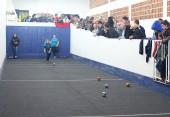 Espaço será usado para competições e jogos de um dos esportes mais populares da região