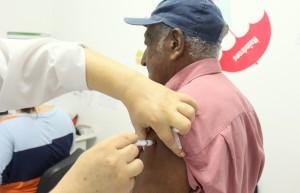Em Beltrão, 57% dos idosos já tomaram a vacina; campanha prossegue até 20 de maio