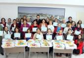 Prefeito Cantelmo Neto fez a entrega dos certificados de mais um curso do Serviço de Convivência e Fortalecimento de Laços