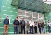 Prefeito Cantelmo Neto inaugurou a nova UBS do Seminário/Miniguaçu nesta quinta