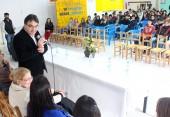 Prefeito Cantelmo Neto abriu o encontro do programa, que capacita e encaminha jovens ao mercado de trabalho