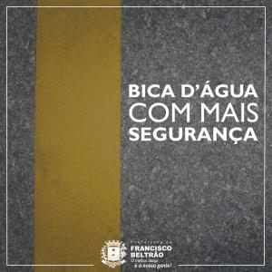 BICA D ÁGUA COM MAIS SEGURANCA