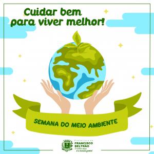 SEMANA DO MEIO AMBIENTE - 01