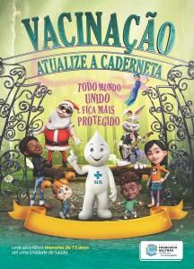 CARTAZ VACINACAO